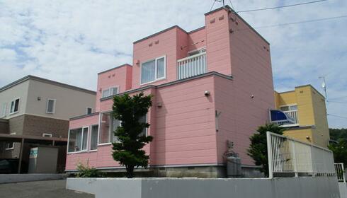 札幌市南区 中ノ沢7丁目 2LDK