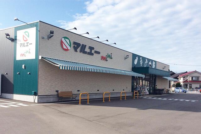 【金沢市】金石本町分譲 ショッピング施設