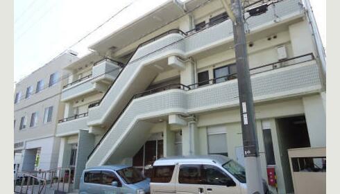第2川本ビル 3階 1LDK