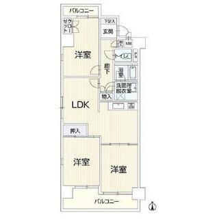一光大井ハイツ高蔵西館 501 3LDK