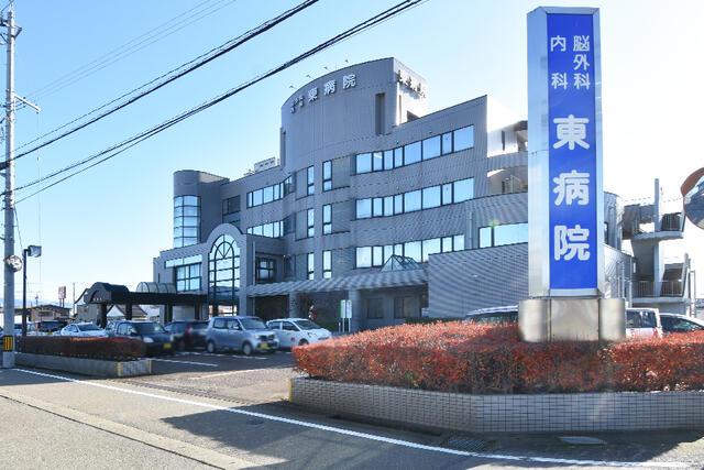 【小松市】南浅井町分譲2号棟/来年3月完成予定 病院