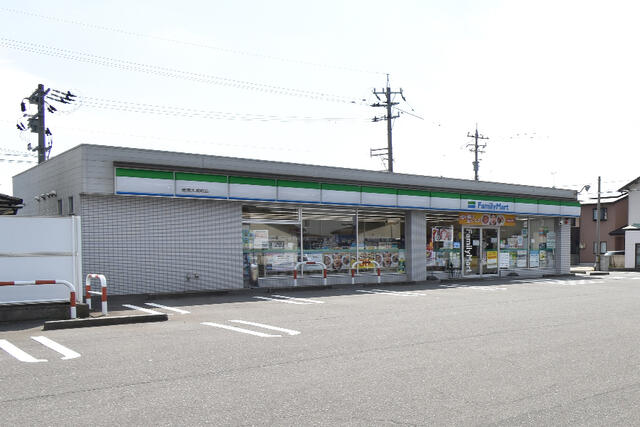 【能美市】福岡町分譲1号棟 コンビニ