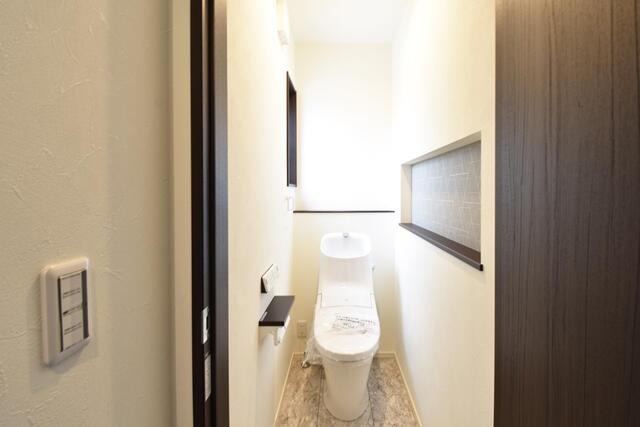 【小松市】南浅井町分譲1号棟/NEW トイレ
