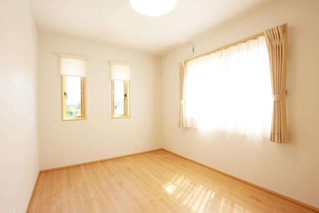 【黒部市】前沢分譲2号棟 室内
