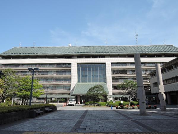 成田 市役所