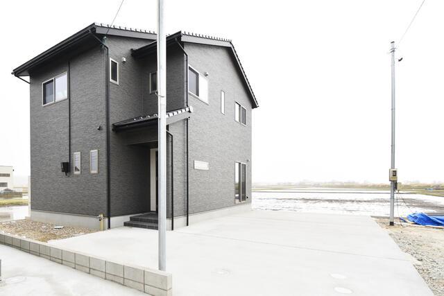 【小松市】南浅井町分譲1号棟/NEW 外観