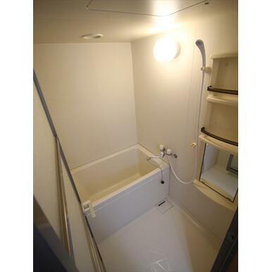 松山市山越 フェニックス山越 浴室