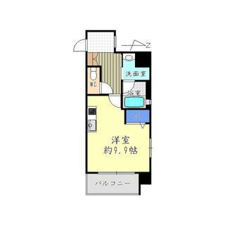 ベラジオ京都神泉苑 6階 ワンルーム