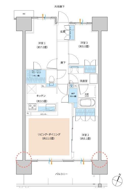 志茂 ザ パーク 赤羽 ハウス オイコス アクセス 【公式】ザ・パークハウス オイコス