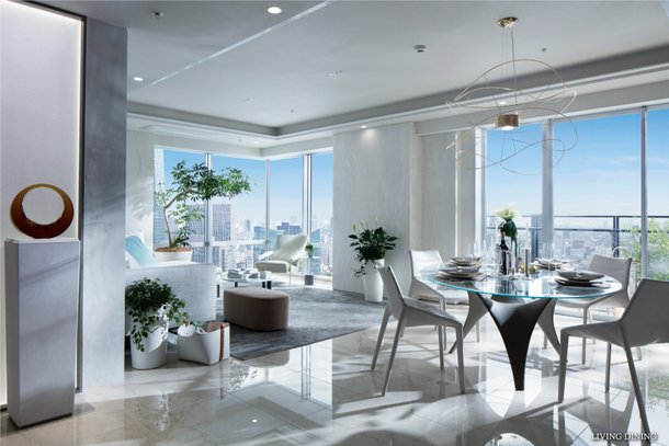 LIVING DINING