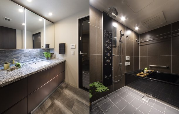 POWDER ROOM / BATHROOM