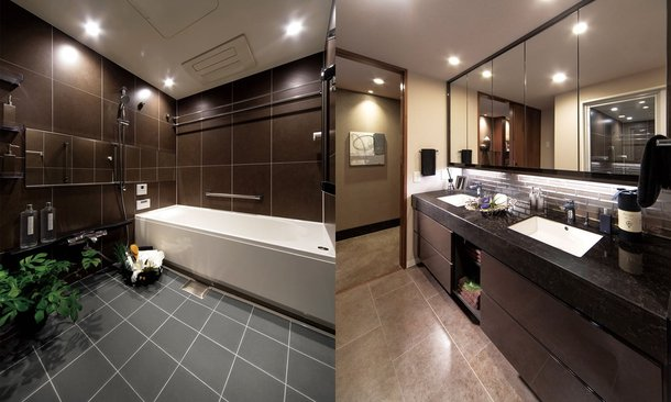 BATHROOM / POWDER ROOM