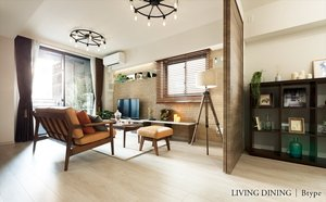 LIVING DINING/B type
