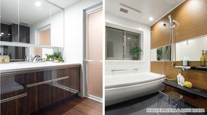 POWDER ROOM&BATH ROOM