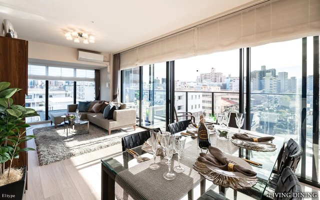 【E1 type】LIVING DINING