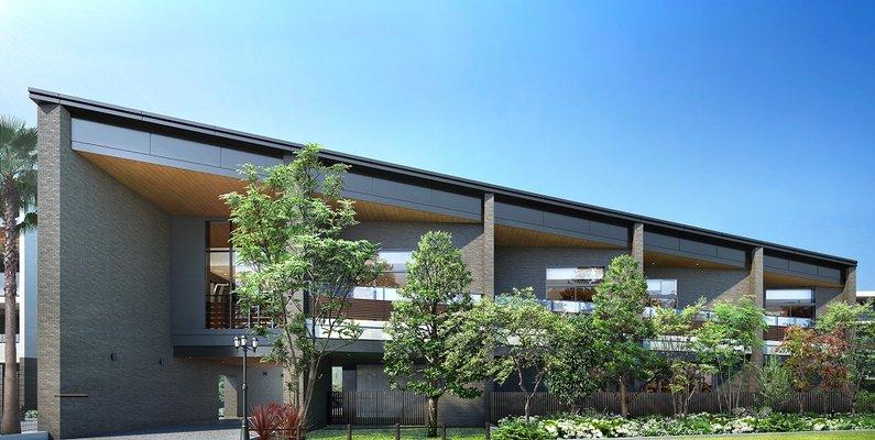 ザ パーク ハウス 新浦安 平均専有約96平米「ザ・パークハウス