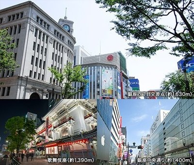 ~Ginza Information~