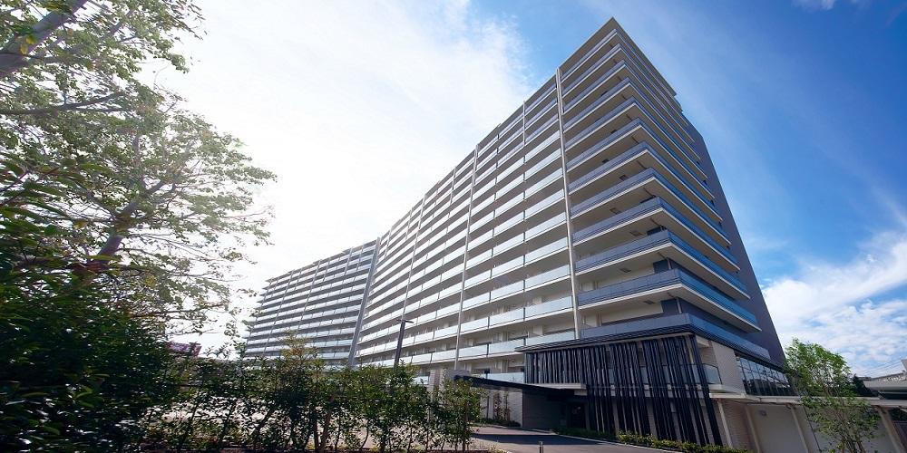 ジオ阪急水無瀬ハートスクエア(外観写真(2018年10月撮影))