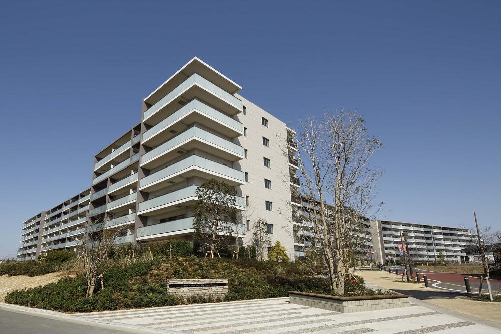外観<br /> 全282邸、未来へ進化を遂げる大規模開発エリアに誕生するビッグプロジェクト