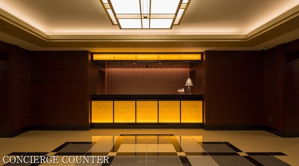 CONCIERGE COUNTER