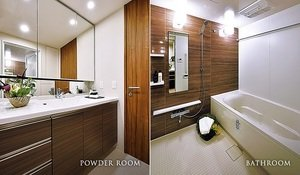 POWDER ROOM/BATHROOM