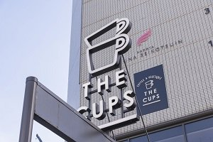 THE CUPS FUSHIMI(カフェ)