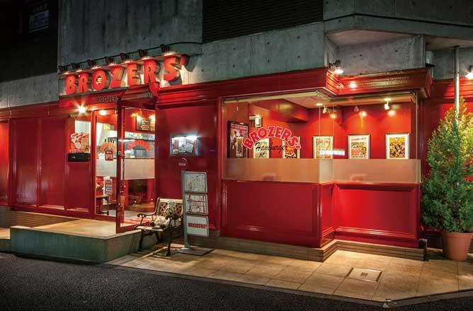 ブラザーズ人形町本店  (約360m/徒歩5分)
